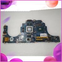 SHELI W15RD CN-0W15RD Dell Alien-ware 17 R3 15 R2 마더 I7-6700HQ GTX970M 8GB LA-C912P