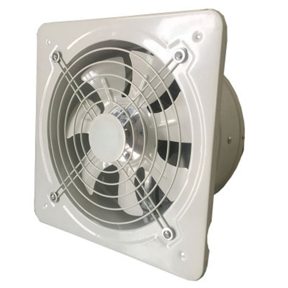 Industrial Ventilation Kitchen Toilet Exhaust Fans Extractor Metal Exhaust Commercial Air Blower Fan Axial Fan 4