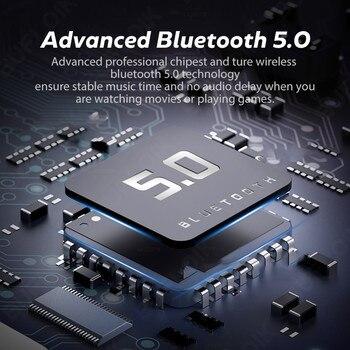 TWS Wireless Headphones Bluetooth Earphones Noise Canceling Sports Waterproof Headset 9D Stereo Wireless Earbuds With Microphone 4