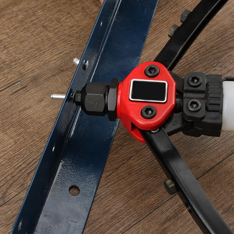Manual Rivet Gun Multifunctional Industrial Grade  Riveter Gun Hand Riveting Kit Nuts Nail Gun Household Repair Tools