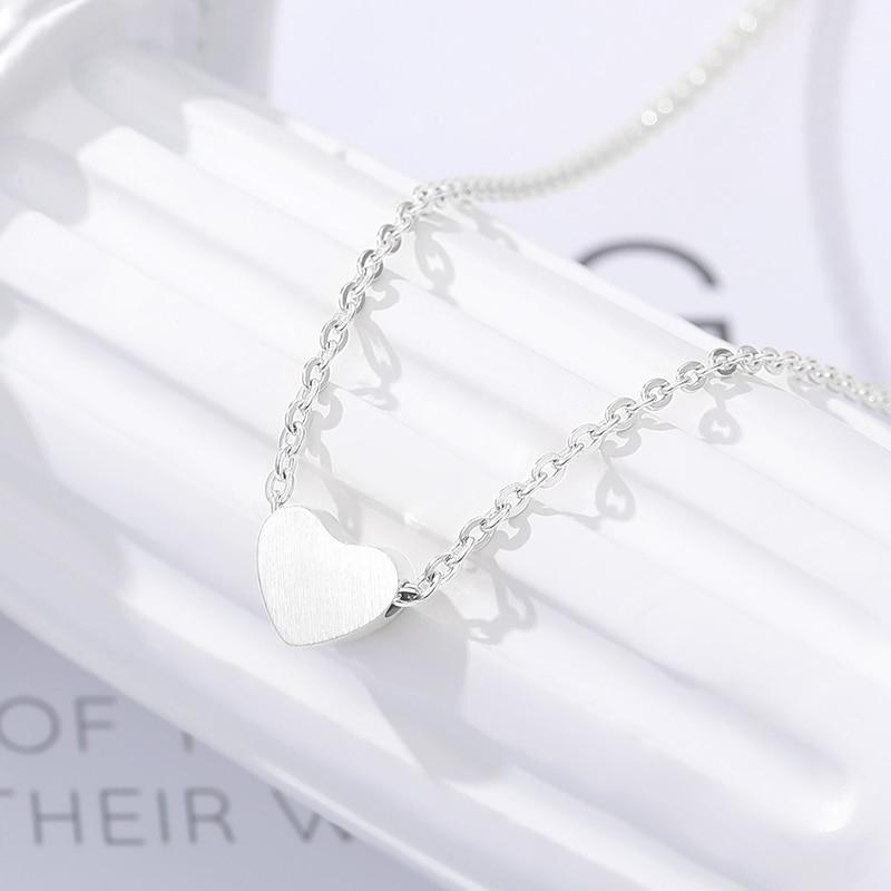 ICFTZWE BFF Ανοξείδωτο Κολιέ Αλυσίδα - Κοσμήματα μόδας - Φωτογραφία 4
