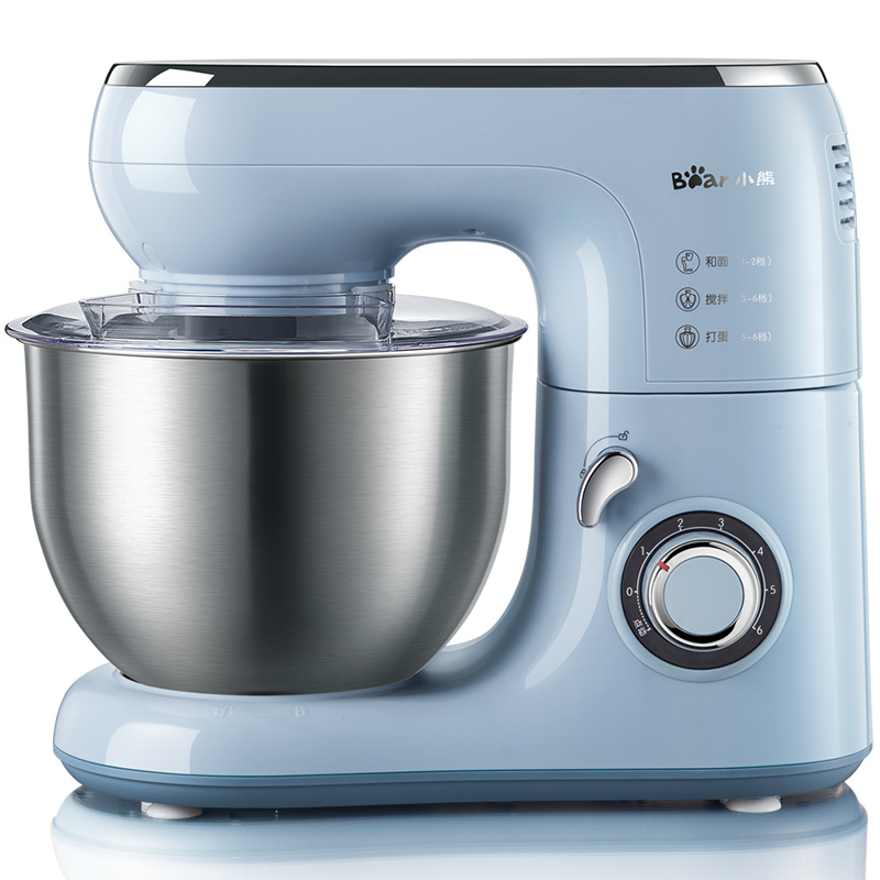Bread Maker Home Small Dough Mixer Automatic Kneading Machine Multi-function Noodles Stir Flour Machine Milk Machine 2