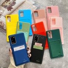Etui na portfel przy telefonie dla Xiaomi Mi 11 9T Mi Poco F3 C3 M3 X3 NFC F2 Pro X2 6X A2 5X A1 pokrywa etui na karty gniazda Fundas silikon TPU