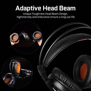 Image 2 - SADES USB 7.1 Stereo wired gaming headphones game headset over ear with mic Voice control for laptop computer gamer