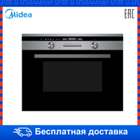 Built in electric oven grill microwave for home and kitchen Major Appliance Midea AF944EZ8 SS