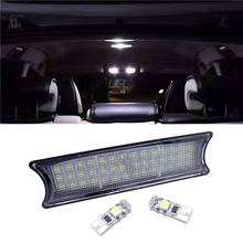 цена на 1 Set Error Free LED Reading Lights Dome Lamp Car Interior Kit Car Accessories Fit For BMW E46