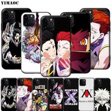 Мягкий силиконовый чехол YIMAOC Hunter x Hunter Для iPhone 11 Pro XS Max XR X 8 7 6 6S Plus 5, 5S SE(Китай)