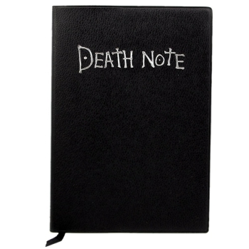 Fashion Anime Theme Death Note Cosplay Notebook New School Large Writing Journal 20.5cm*14.5cm notebook death note planner anime diary cartoon book lovely fashion theme ryuk cosplay large dead note writing journal 19
