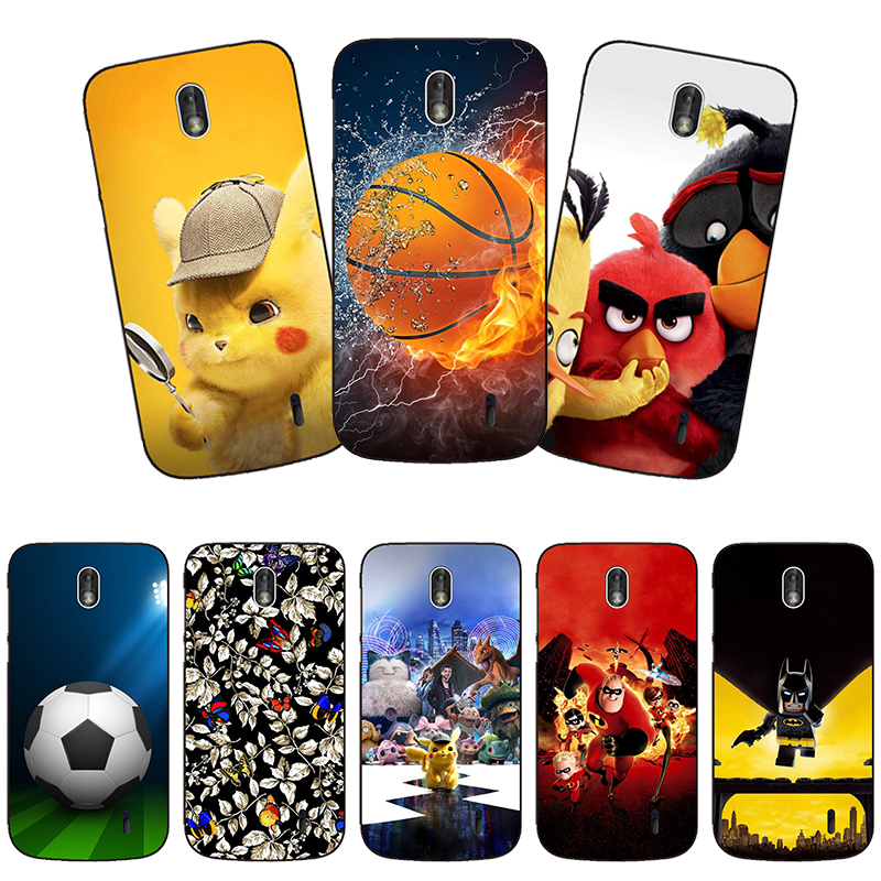 Soft <font><b>Case</b></font> For <font><b>Nokia</b></font> 1 Nokia1 TA-<font><b>1047</b></font> TA-1060 TA-1056 4.5