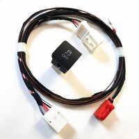 TUKE ESP apagado ASR antideslizante conducción modo interruptor y Cable de alambre accesorios para VW Jetta 5 MK6 Golf MK5 6 1K0927117 1KD 927, 117