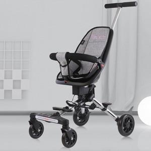 Baby stroller artifact strolle