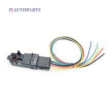 Regulator podnośnika szyby moduł Temic i kable w wiązce złącze kabla do Renault Clio Mk3 Megane2 440726