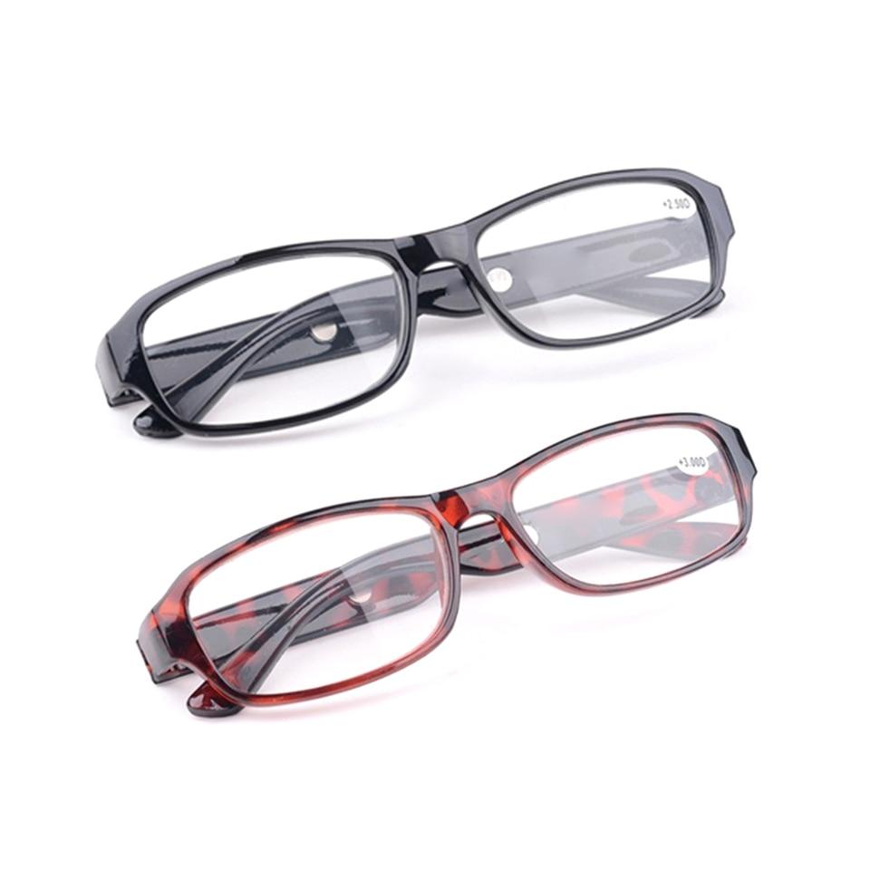 Portable Women Men Resin Reading Glasses Readers Presbyopia Lenses Seniors  Eyewear Magnifying Glasses For Old Man Women|Women's Reading Glasses| -  AliExpress