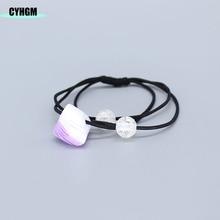 CYHGM grils hair scrunchies velvet elastic bands scrunchy in womens Hair Accessories  headwear rubber band G054