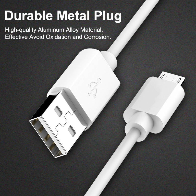 Image 2 - Micro USB Cable Fast Charging USB Sync Data Mobile Phone Android Adapter Charger Cable For Samsung Sony HTC LG 1m 2m 3m Cables-in Mobile Phone Cables from Cellphones & Telecommunications
