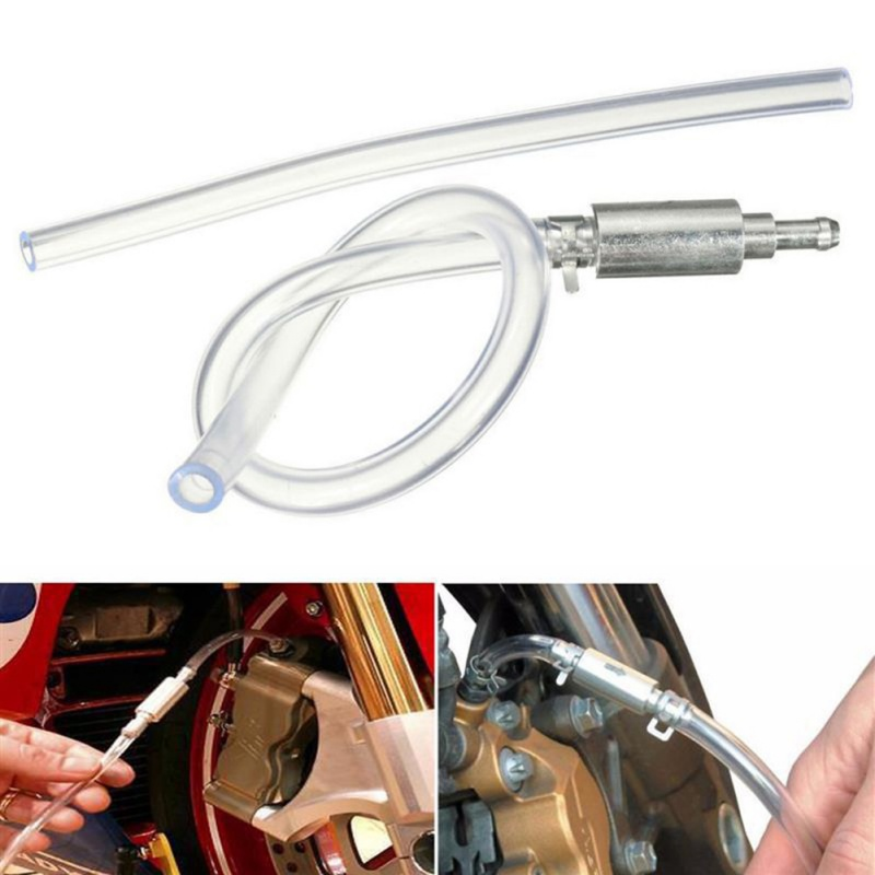 Motorcycle Filler Hose Hydraulic Brake Bleeder Tool Repair Tool Motorcycle Oil Filling Equipment