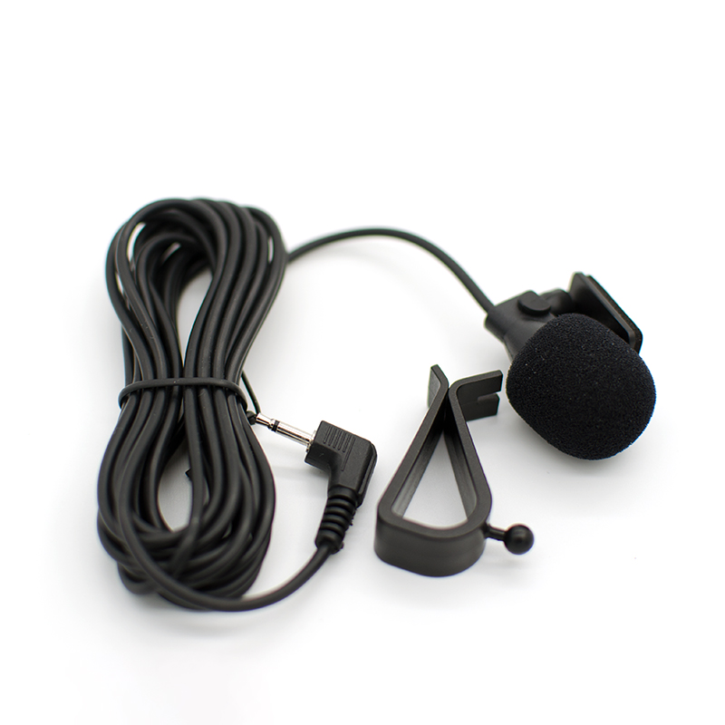 300 см моно/стерео HD аудио автомобильный DVD микрофон 2,5 мм/3,5 мм Автомобильный GPS навигатор Bluetooth микрофон всенаправленный микрофон