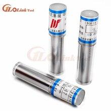 10pcs/lot Cylindrical Pin gauge Smooth Plug Gauge Hole Gauge 0.5-5.99mm step 0.01mm Pin Gage Gauge Measuring Tool
