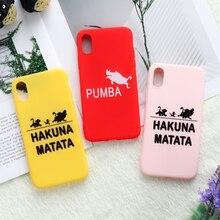 for Huawei P Smart Z Y3 2017 Y7 Pro Y9 Y6 2019 Y5 Lite Y6 Prime 2018 Case Cute Y3 II Y5 II Case Silicone Pumka Lion King Cover все цены
