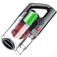 2021 new Home & Car Vacuum Cleaner 150W 6000PA Wireless Rechargeable Vacuum Cleaner Strong Power Suction Handheld Vacuum Wet/Dry