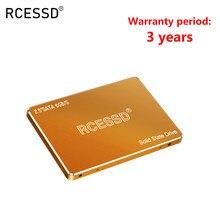 RCESSD Metal SSD 1TB 120GB 240GB 480GB SSD HDD 2.5'' SATA SSD SATA3 512GB 256GB 128GB Internal Solid State Disk for Laptop