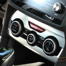 Наклейки для автомобиля с регулировкой кондиционера с блестками для Subaru Xv автомобильные аксессуары