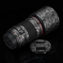 Премиальная наклейка на объектив EF135 F2 EF135F2 для Canon EF 135 мм f/2L USM Защита объектива Защита от царапин пленка оберточная наклейка