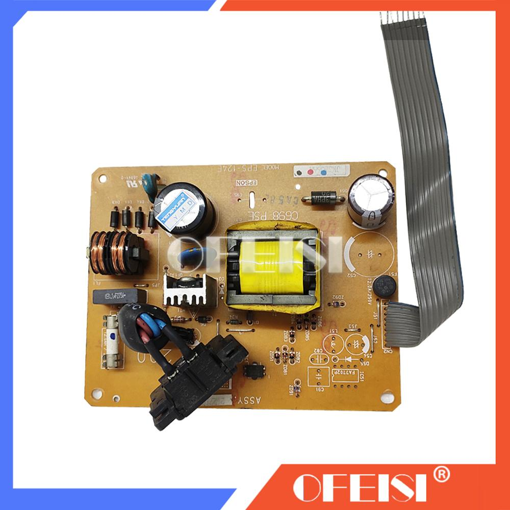 <font><b>Printer</b></font> power board For <font><b>Epson</b></font> ME1100 L1300 T1100 <font><b>T1110</b></font> 1100 B1100 Power supply board for <font><b>epson</b></font> <font><b>printer</b></font> parts image