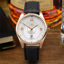 Especial Rose Gold Wrist Watch Masculino Fashion Casual Busi
