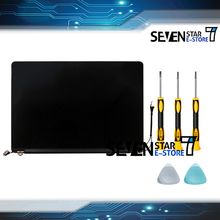 GOUZI Original New for Apple MacBook Pro 15.4 Retina A1398 LCD Display Full Assembly Replacement Late 2013 Mid 2014 Year