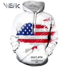 WSFK 2019 usa men and women stranger things hoodie sweatshirt 3D printing anime large size S-6XL