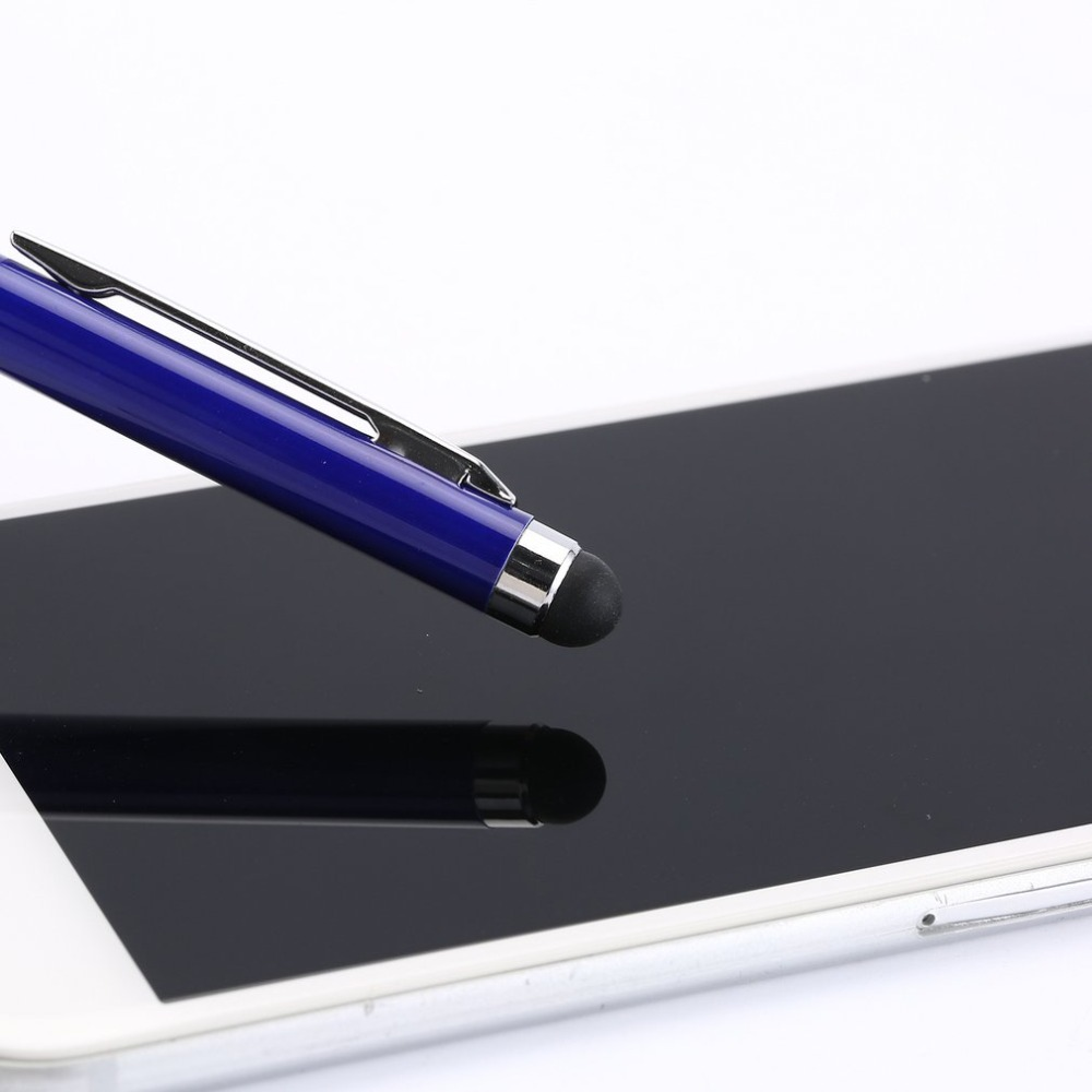 Dual Use Capacitive Touch Screen Stylus Pen For IPad Smart Phone Pen Stylus Nib Capacitive Screen Stylus Pen