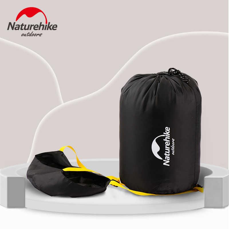 Naturehike 寝袋収納袋 300D 生地多機能圧縮袋防水ポータブル旅行雑貨バッグキャンプ