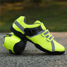 Unisex road cycling shoes men professional racing bicycle self-locking shoes outdoor Athletic ultralight comfortable Bike shoe(China)