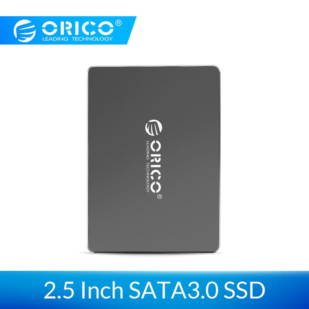 ORICO <font><b>SSD</b></font> Hard Drive 128GB 256GB 512GB <font><b>1TB</b></font> <font><b>SSD</b></font> <font><b>2.5</b></font> Inch SATA <font><b>SSD</b></font> <font><b>1TB</b></font> Internal Solid State Disk For Desktop Laptop image