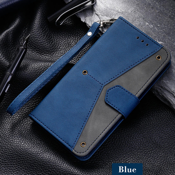 For Case SAMSUNG A71 5G 4G Luxury Retro Full Protection Card Slot Wallet Cover for Galaxy A 71 SM-A716F A715F Stand Back Fundas