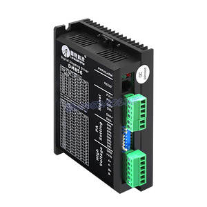 New Original DM856 2-phase Digital Stepper Motor Driver 57/86 Stepper DC Motor Driver 20-80VDC(China)
