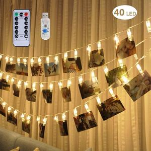 LEADLY LED String Light Star C