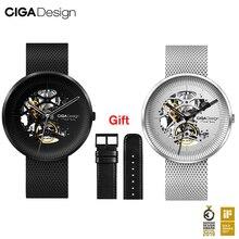 Ciga Ontwerp Ciga Horloge Mechanisch Horloge Mijn Serie Automatische Holle Mechanische Horloge Mannen Fasion Horloge