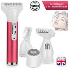 Rechargeable Trimmer Painless  Hair…