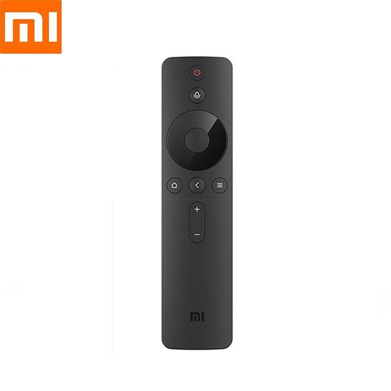 Голосовой пульт дистанционного управления Xiaomi с Bluetooth, пульт дистанционного управления с воздушным мышкой для Xiaomi TV Smart TV Box