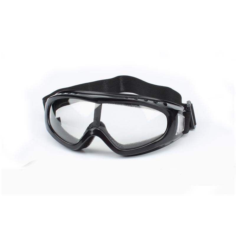 Concealer Clear Anti-Fog Safety Goggles Workshop Dustproof Eyewear Protection Eye Patch Glasses