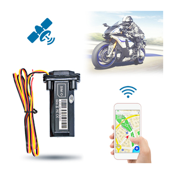 GT02 2G 3G 4G AODIHENG Branded Remote Cut-off Engine and Easy Installation No Need Charge GPS Tracker for Motorcycle or Car image