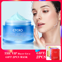 Hyaluronic Acid Moisturizer for Face Serum Essence Skin Whitening Cream Anti-wrinkle Cream Acid Moisturizing Face Cream 30g цена