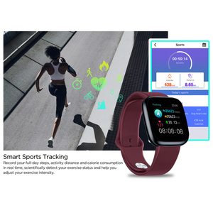 Image 3 - Zeblaze ساعة ذكية كريستال 3 الذكية الفرقة 1.3 بوصة شاشة Mulit اللغة WR IP67 معدل ضربات القلب ضغط الدم عمر البطارية الطويل IPS