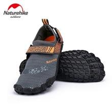 Naturehike Men Women Water Shoes Quick Dry Swimming Socks Summer Aqua Shoes Beach Sneakers Seaside Sneaker Socks Slippers