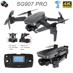 ZLL RC Quadcopter SG907 Pro Drone GPS 4K HD Dual Camera Two-Axis Anti-Shake Stable Gimbal Camera 5G WiFi Professional Selfie dro