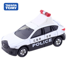 Tomica Japan Mazda CX-5 Police Car  Takara Tomy Diecast Metal Model Car  Toy Vehicle Collection Gift Kids цена и фото