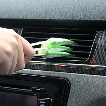 Car Clean Brush Accessories Sticker For Peugeot 307 308 407 206 207 3008 406 208 2008 508 408 306 301 106 107 607 4008 5008 807 image