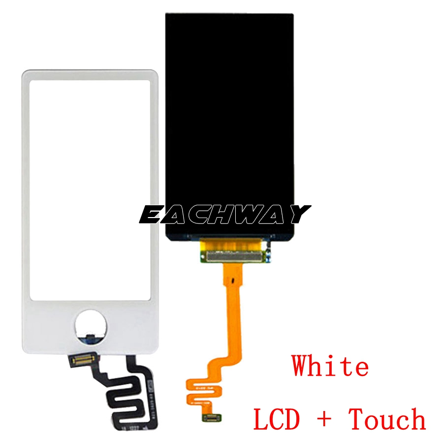 iPod Nano 7 7th LCD Digitizer Assembly Replacement Parts